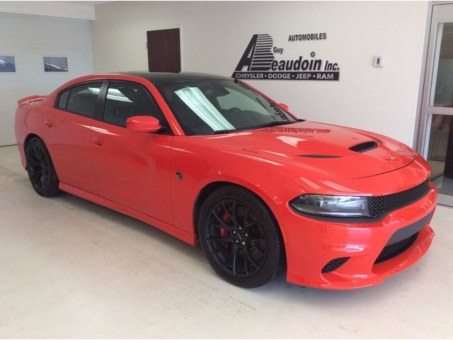 Dodge Charger SRT Hellcat VÉHICULE NEUF 2016