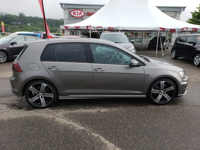 Volkswagen Golf R 2.0L TURBO 2017