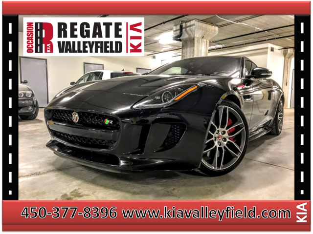 Jaguar F-Type F-type R*** V8 supercharged AWD ** 2017