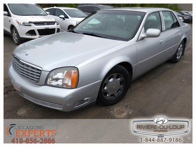 Cadillac DeVille BASE, 2001