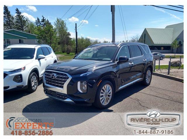 Hyundai Palisade DEMO,2 ULTIMATE,AWD,7 PASSAGERS 2020