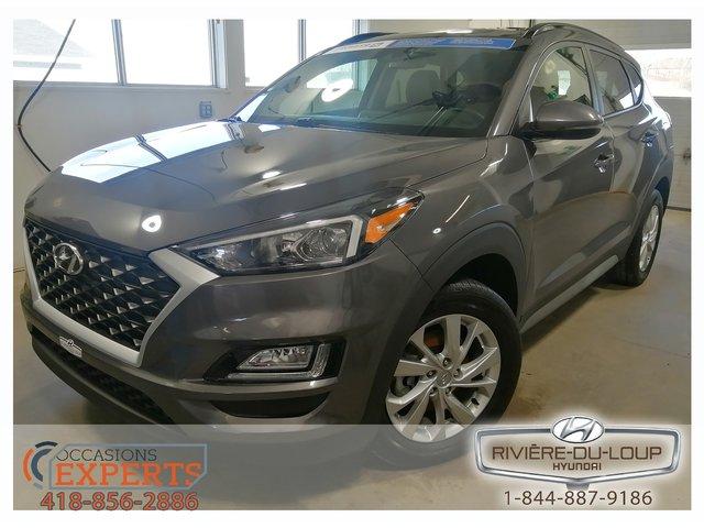 Hyundai Tucson PREFERRED AVEC ENSEMBLE SOLEIL,AWD,CUIR,TOIT 2020