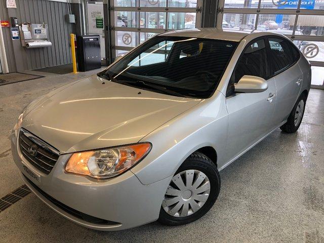 Hyundai Elantra L 2008