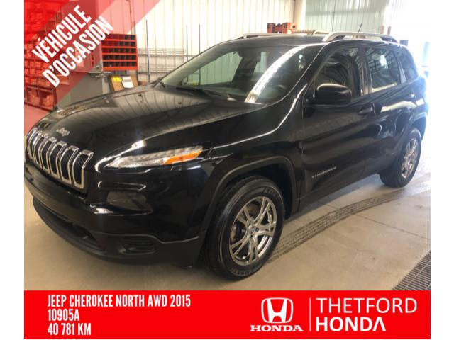Jeep Cherokee Sport 4x4 BAS KILOMETRAGE 2015