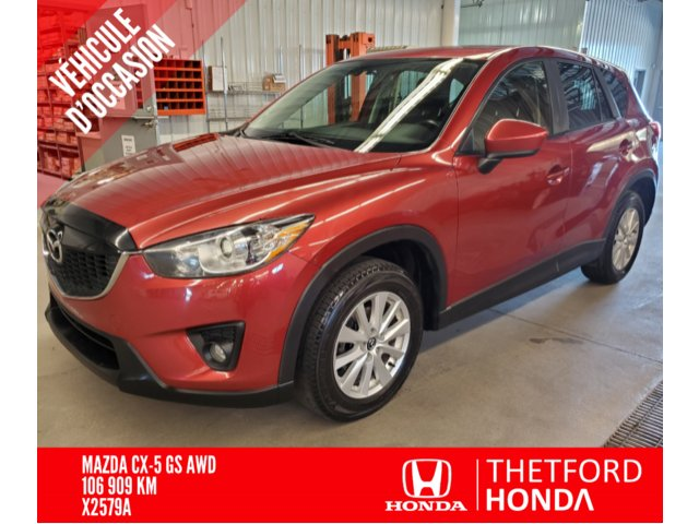 Mazda CX-5 GS AWD TOIT OUVRANT SIEGES CHAUFFANT 2013