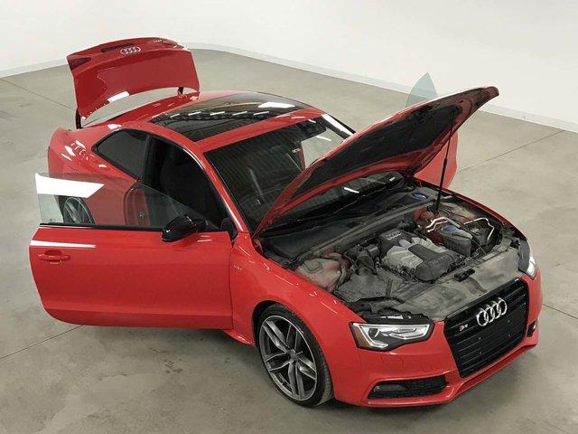 Audi S5 DYNAMIC EDITION 2017