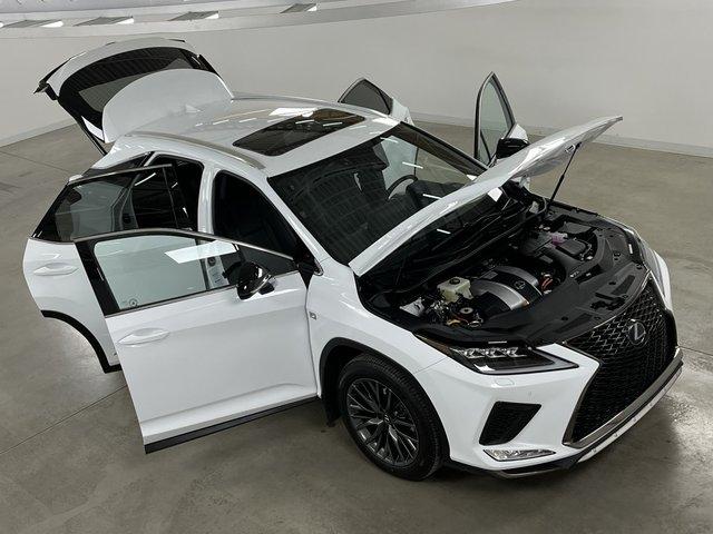 Lexus RX CUIR TOIT NAVI 2021