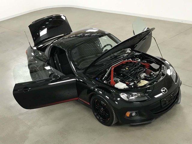 Mazda MX-5 Miata SUPERCHARGED 2013