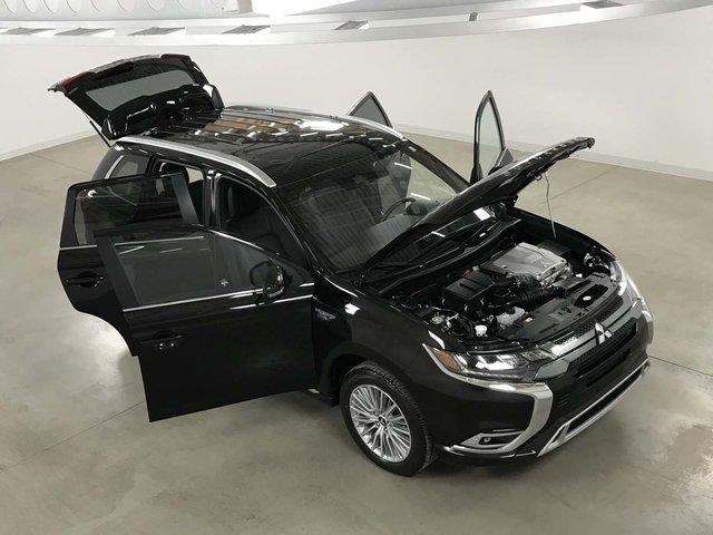 Mitsubishi Outlander PHEV GT 2019
