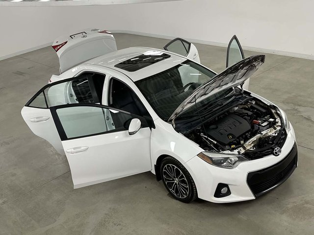 Toyota Corolla CUIR TOIT MAGS 2014