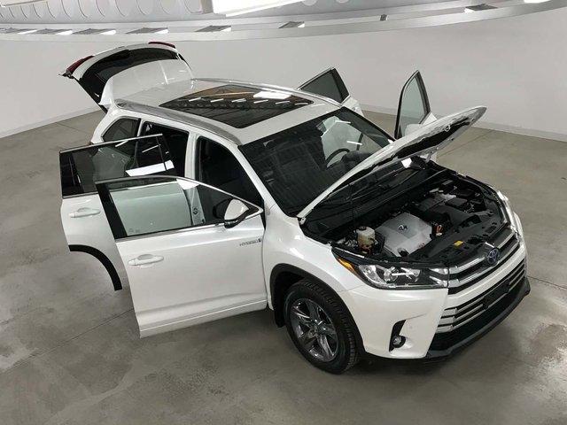 Toyota Highlander hybrid HYBRID LIMITED 2019