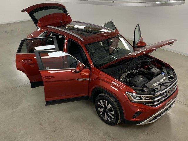Volkswagen Atlas COMFORTLINE 2020