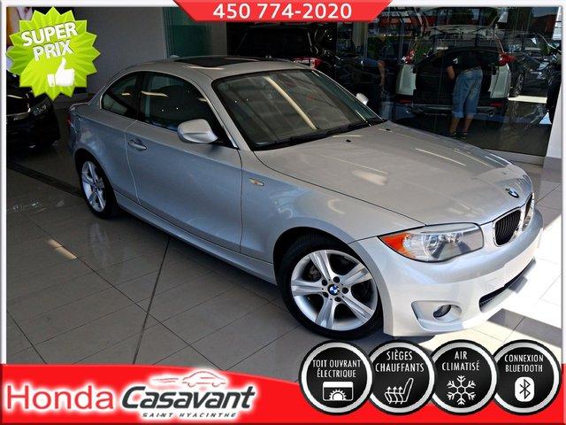 BMW Série 1 128i 2012