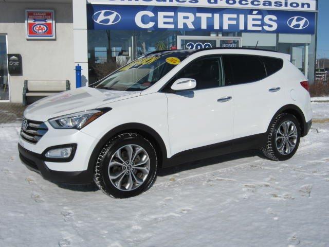 Hyundai Santa Fe Sport SE ** Jamais accidenté** 2014