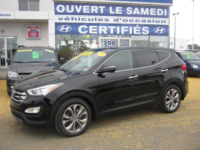 Hyundai Santa Fe SE AWD  Jamais accidenté, une seule propriéta 2013