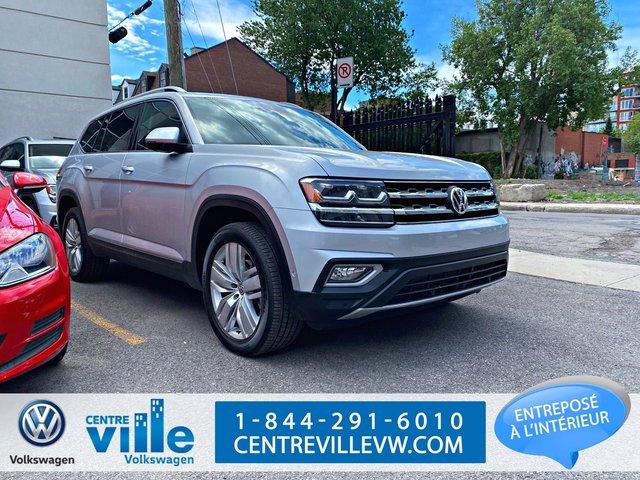 Volkswagen Atlas EXECLINE-FULL-OPTIONS+COMME-NEUF(LIQUIDATION) 2019