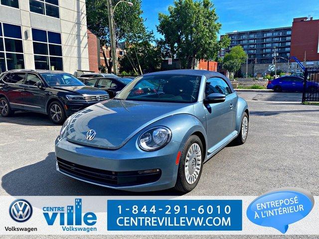 Volkswagen Beetle Convertible DENIM-EDITION-WOW!-RARE!-CLEAN! 2016