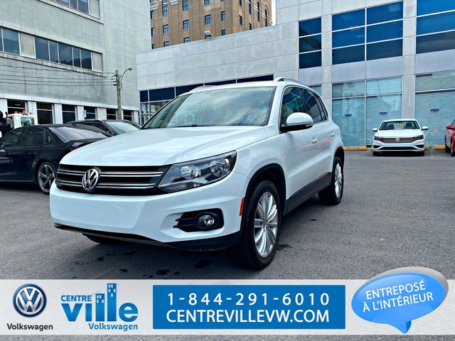 Volkswagen Tiguan HIGHLINE-4MOTION+FENDER+TOIT-PANO+MAGS+++(CLE 2016
