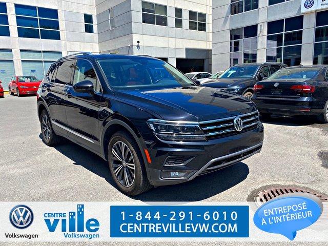 Volkswagen Tiguan HIGHLINE+DRIVE-ASSIST-4MOTION+(FULL-OPTION-CL 2018