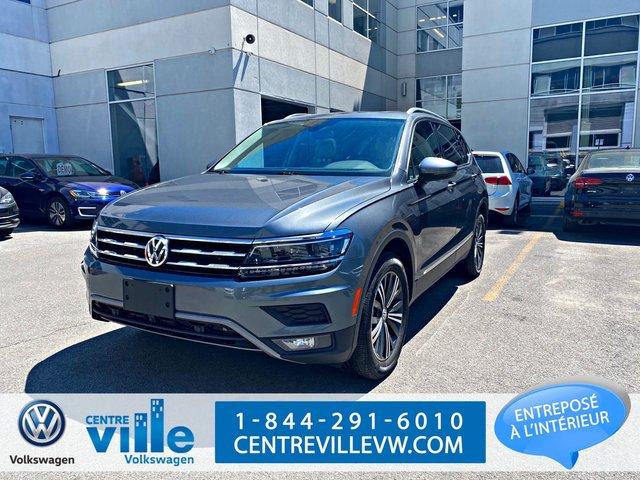 Volkswagen Tiguan HIGHLINE+DRIVE-ASSSIST+WOW.INTERIEUR+CLEAN! 2018