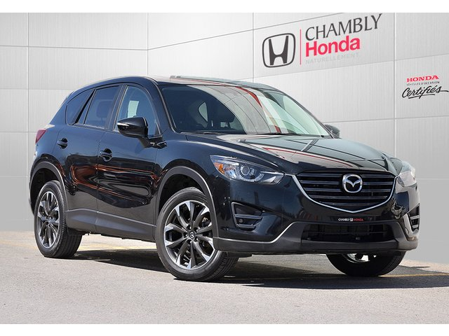 Mazda CX-5 GT*AWD*CUIR*TOIT*CAMERA 2016