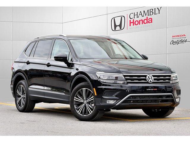 Volkswagen Tiguan HIGHLINE*CUIR*NAV*CAMERA 2019