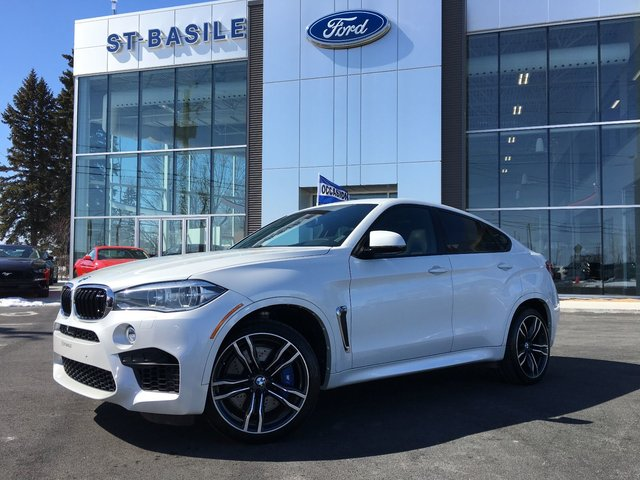 BMW X6 M Brembo, 567HP, Harman Kardon 2015
