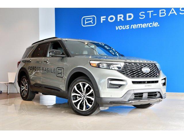 Ford Explorer ST + TOIT PANO + 20 POUCES++ 2020