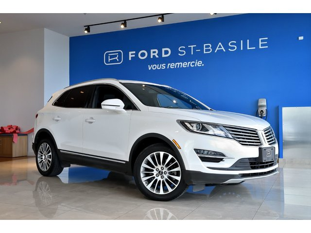 Lincoln MKC RESERVE PACK+TOIT+GPS+SIEGES CHAUFF/CLIM! 2017