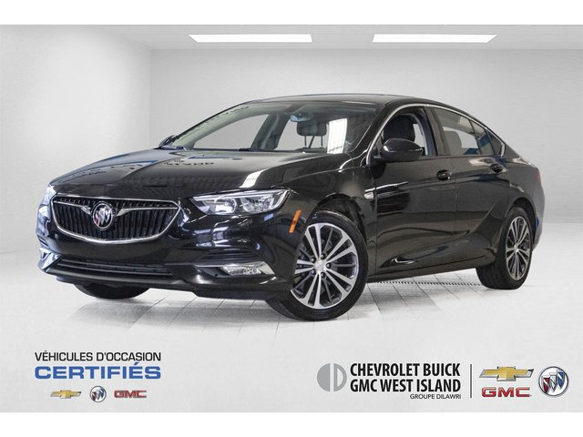 Buick Regal 4dr Sdn Essence AWD 2018
