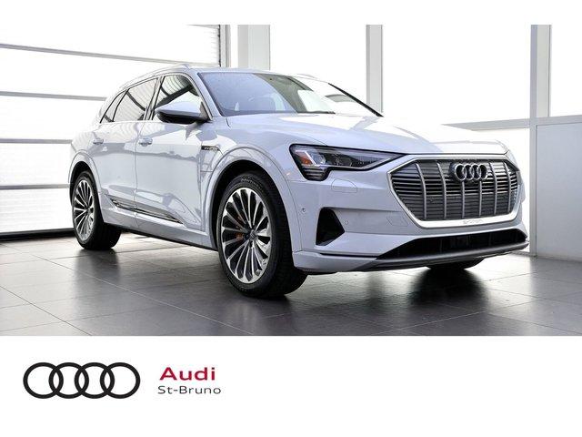 Audi E-TRON TECHNIK + LUXURY PACK + DRIVER ASSIST 2019
