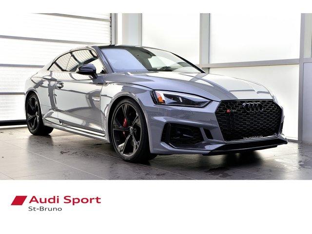 Audi RS 5 COUPÉ NEUF = 106 695$ + FULL + FULL + FULL 2018