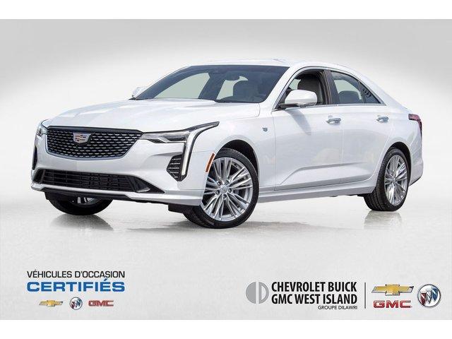 Cadillac CT4 Premium Luxury 2021