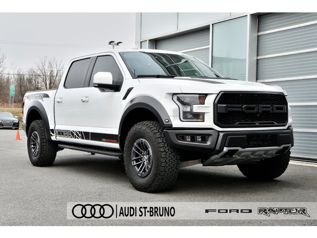 Ford F-150 RAPTOR + 802A + TOIT PANO 2019