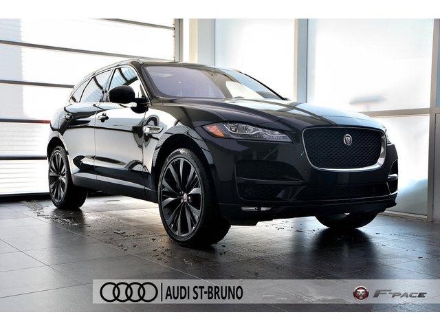 Jaguar F-PACE PORTFOLIO 30t + R-SPORT+ AIDE CONDUCTEUR 2019