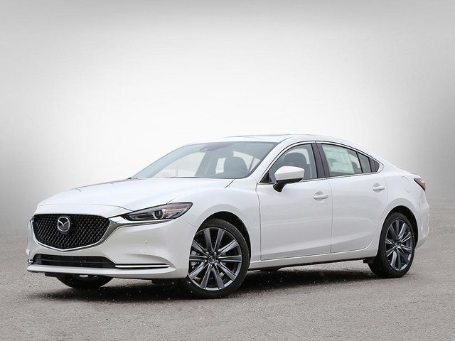 Mazda Mazda6 GT 2020