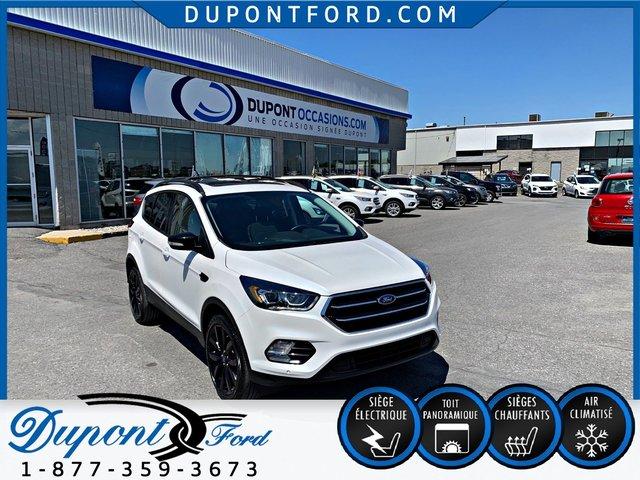 Ford Escape ***4DR 4WD TITANIUM-TAUX A 1.9 % 72 MOIS*** 2019