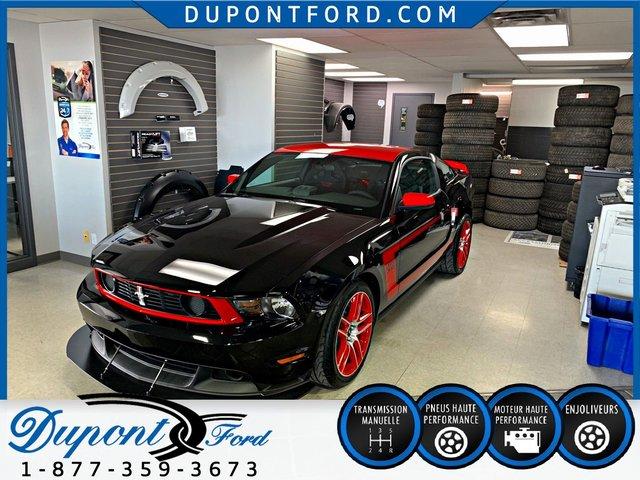 Ford Mustang ***2DR COUPE GT BOSS 302 LAGUNA SECA-TRES RAR 2012