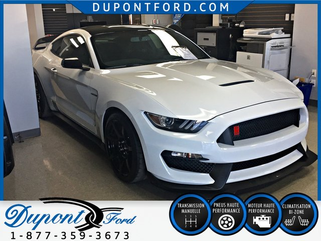 Ford Mustang Shelby GT350 R,TRES RARE FAUT VOIR BAS KILOME 2018