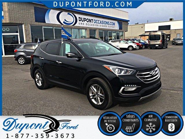 Hyundai Santa Fe Sport Luxury 2018