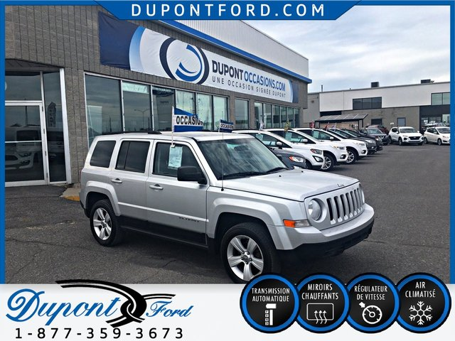 Jeep Patriot ***4WD NORTH EDITION-AUTOMATIQUE-AIR COND*** 2011