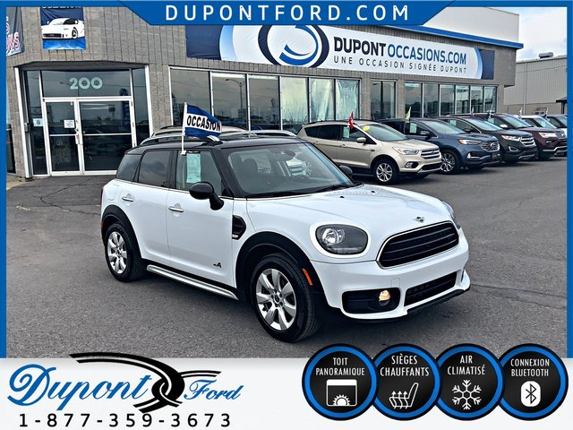 Mini Cooper Countryman AWD-TRES PROPRE-AUCUNE ACCIDENT -  2019