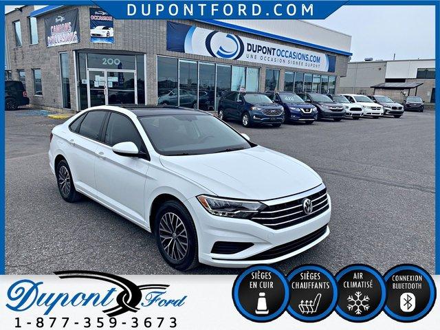 Volkswagen Jetta ***1.4 TSI HIGHLINE-TOIT OUVRANT-MAIS LIBRE** 2019