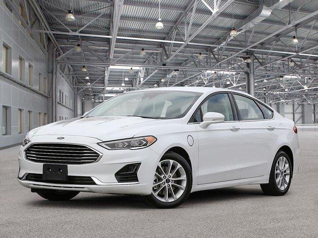 Ford Fusion Energi SEL 2020