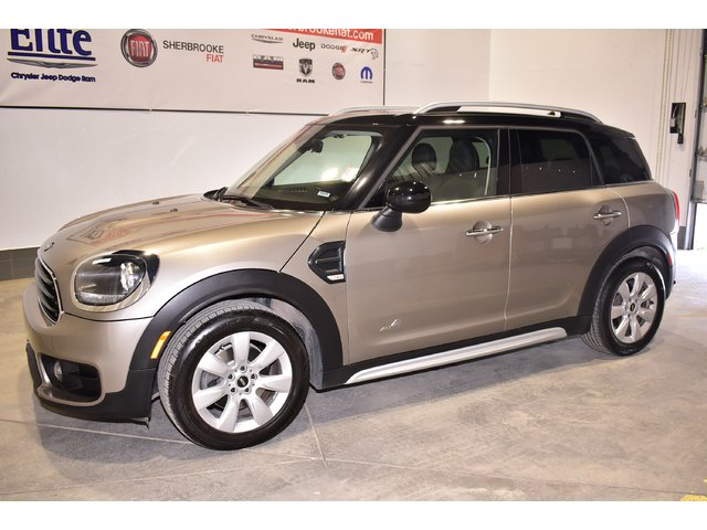 Mini Cooper Countryman Cooper ALL4 +toit +Bluetooth+ 2019