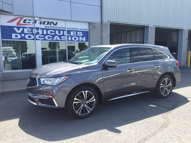 Acura MDX Tech-SH AWD NAV CUIR TOIT NOUVEL ARRIVAGE 2019