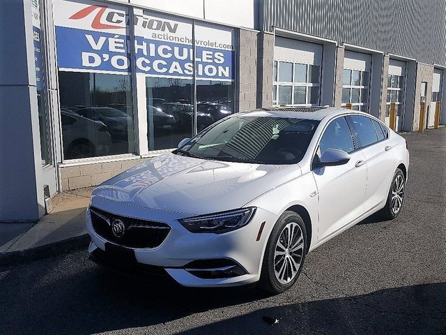 Buick Regal SPORTBACK AWD, CUIR, TOIT, NAV, FULL, DEMO GM 2018