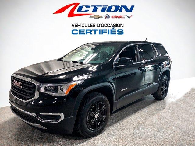 Gmc Acadia SLE,V6, AWD, 7 PASS,  APPLE CAR PLAY, BLUETOO 2018