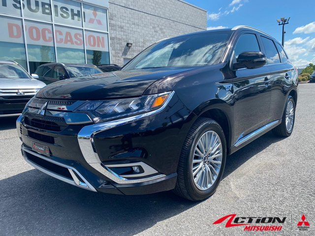 Mitsubishi Outlander PHEV GT S-AWC+CUIR+TOIT+CAM 360 +GPS+APPLE/ANDROID 2019