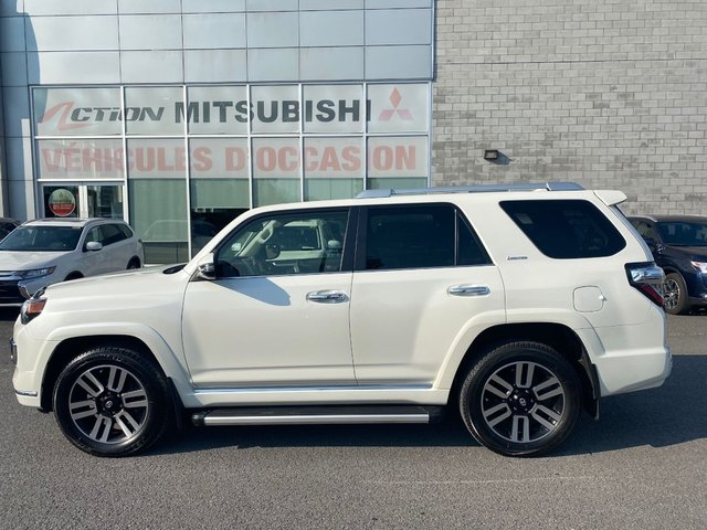 Toyota 4Runner 4WD LIMITED 7 PLACES, CUIR+NAVIGATION+TOIT OU 2020